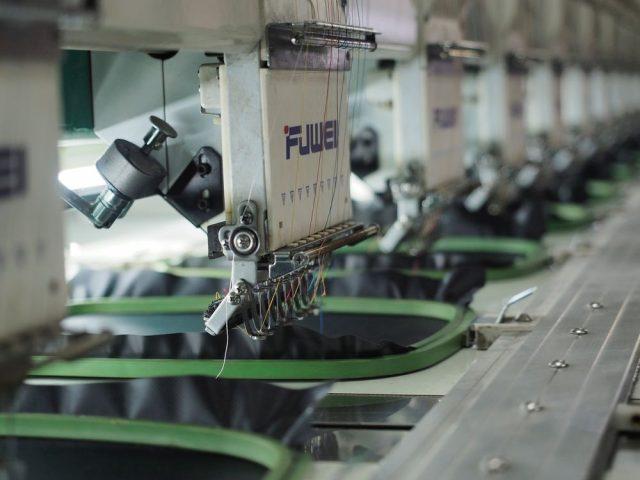 Roboter dominerer produksjonsutstyr i dag